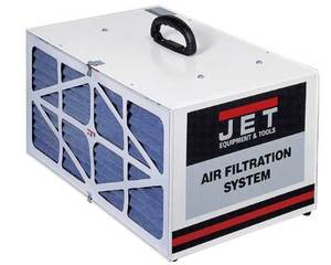 JET04 Støvfilter AFS-500<BR>6/8/10m3 pr. min.